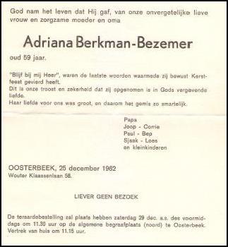 voorbeeld rouwkaart tekst